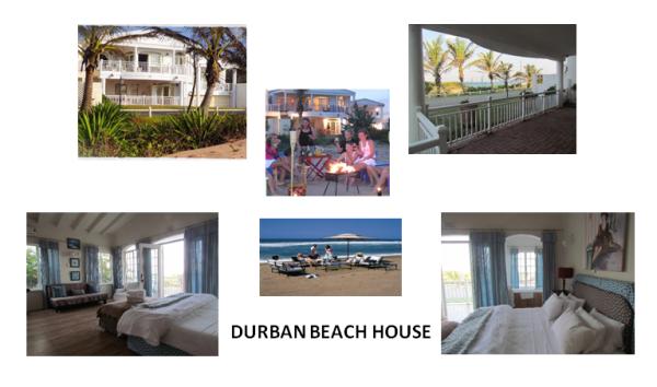 DURBAN BEACH HOUSE